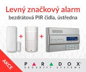 Alarm Paradox levně