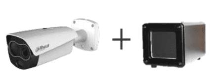 Kamerové systémy - měření teploty osob